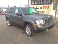 BLACK FRIDAY SUPER SPECIAL-2012 Jeep Patriot Limited