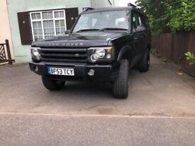 V8 - Land Rover Discovery 2003 Saddest Sale Ever
