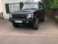 V8 - Land Rover Discovery 2003 Saddest Sale Ever