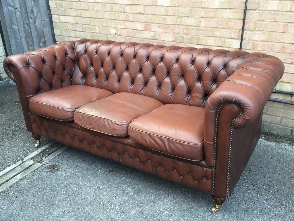 Old Chesterfield Sofas Sofa Design Ideas