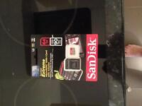 Scandisk extreme 64gb sd card