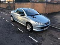 Peugeot 206 convertible 200 NO offers