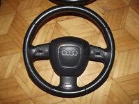 AUDI S LINE STEERING WHEEL FROM 2011 AUDI A5
