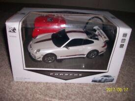Remote cntrol Porsche car- new boxed NG6