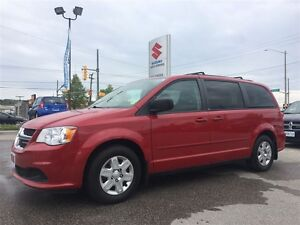 2013 Dodge Grand Caravan SE ~Full Stow N' Go ~Top Safety Pick