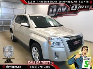 Used 2015 GMC Terrain SLE-1. FWD, Full Service History