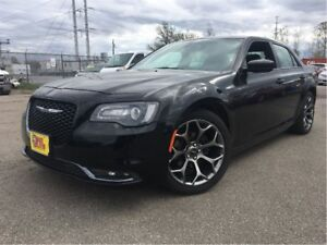 2016 Chrysler 300 S LEATHER NAVIGATION PANORAMA ROOF