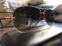 Genuine Louis Vuitton Petite Viola Pilote Sunglasses, boxed, mint, receipt, RRP £345