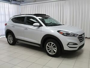2017 Hyundai Tucson IT'S A MUST SEE!!! 2.0L AWD SUV w/ ALLOYS, D