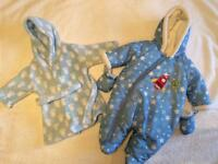 Baby clothes 3-6 months boy