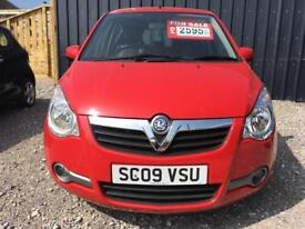 Vauxhall agila 2009 1.0 Petrol with only 57531 Miles
