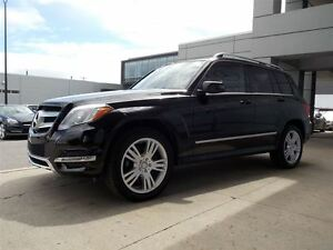 2014 Mercedes-Benz GLK-Class GLK250 Bluetec, Attaches-remorques,