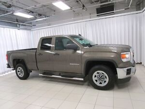 2015 GMC Sierra 1500 DOUBLE CAB 6PASS 4x4 WITH A/C, BACKUP CAMER