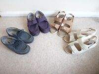 Cosy Feet Extra Roomy Shoes & Sandals