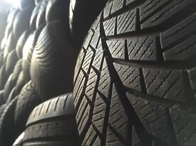 New and partworn tyres ***best prices in town ** look no further