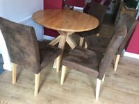Dining Room Chairs by Next - Set of 4