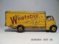 Dinky Supertoys No 514. Guy Van Weetabix.