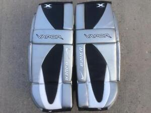Nike Bauer Vapor  X Comp Ice Hockey Goalie Pads Senior 30 Inch