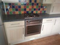 Complete kitchen incl cooker
