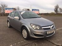2009/59 Vauxhall Astra Life 16V in Silver