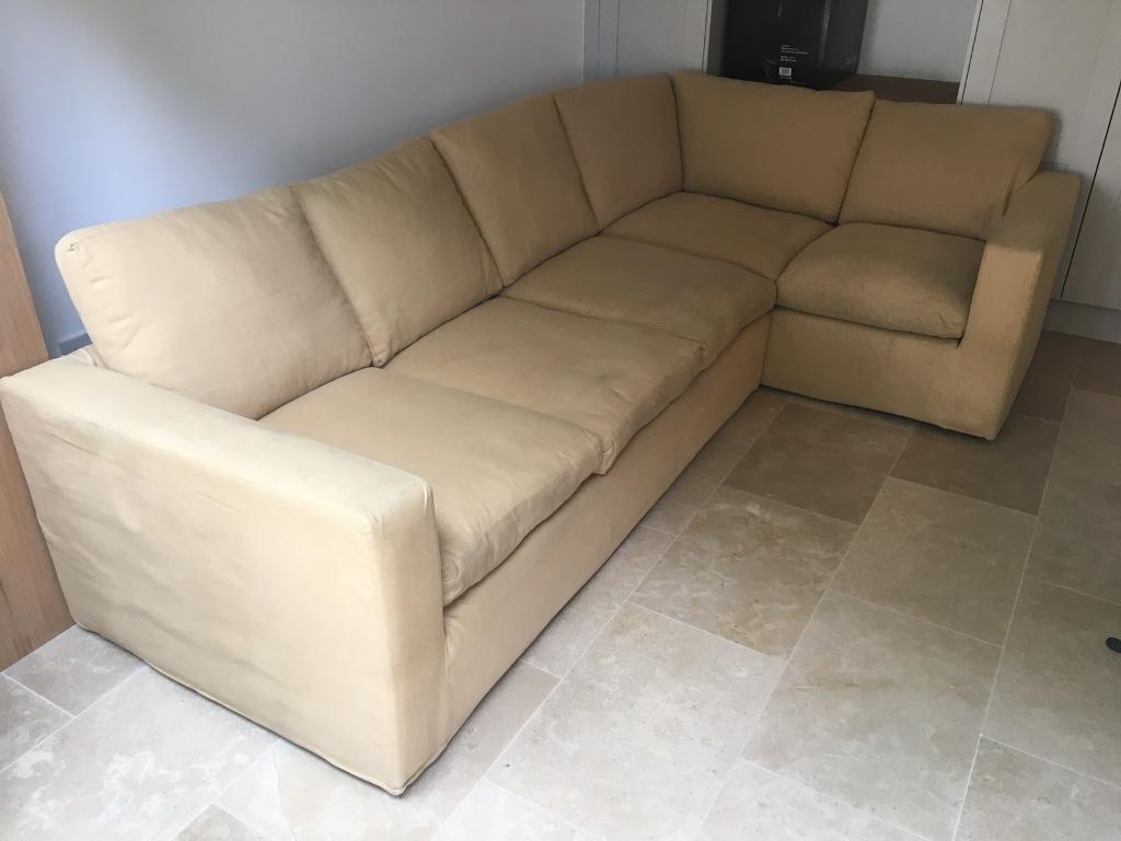 Sofa Workshop Alfie Right Hand Corner Sofa Free Collection Only