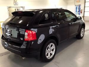 2013 Ford Edge SEL| AWD| LEATHER| NAVIGATION| PANORAMIC ROOF| BA Cambridge Kitchener Area image 7
