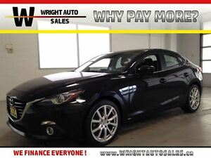 2014 Mazda MAZDA3 GT| LEATHER| NAVIGATION| SUNROOF| BACKUP CAM|