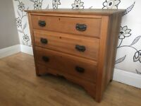 QUALITY 3 DRAWER DRAWER CHEST