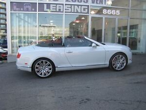 2014 Bentley Continental GTC *SPEED* $1595