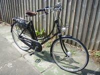 Pashley 5 Speed Dutch Style Bike Size 20IN/51CM in Perfect Working Order