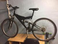 2 x Adult Mountain Bikes