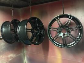 Civic type r ep3 wheels