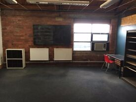 Rental Office / Studio Space