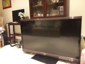Television / LG 55LW5700 LED TV with Smart TV build in