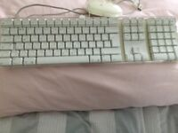 Apple Keyboard and Mouse Original