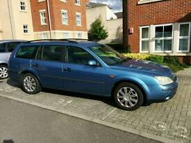 Ford Mondeo 2002 (52 reg) PRICE REDUCED 2 liter Petrol 6 months MOT
