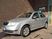 2003 SKODA FABIA CLASSIC 1.4 *MOT UNTIL FEB 2018* 5 DOOR **RUNNING SPARES OR REPAIRS**