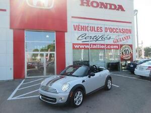 2012 MINI Cooper Roadster CONVERTIBLE