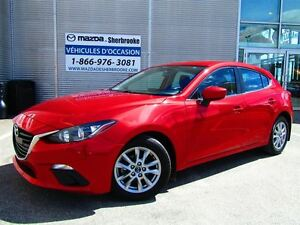 2015 Mazda MAZDA3 SPORT GS+GROUPE CONFORT CLIMATISEUR BLUETOOTH