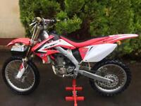 Honda CRF 250R 2007 model. Swap for enduro/exc ktm/ roadlegal