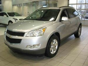 2012 CHEVROLET TRAVERSE LT AWD-7 Places