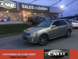 2004 Cadillac SRX V8 *UNCERTIFIED AS IS