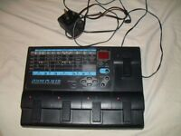 Zoom Player 2020 Advanced Guitar Effects processor