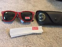 Ray-Ban Sunglasses with tags - VARIETY
