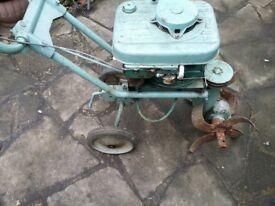 Mountfield m1 petrol rotovator