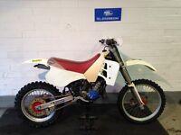 KTM MX 125 1989 EVO CLASSIC MOTOCROSS 2 STROKE