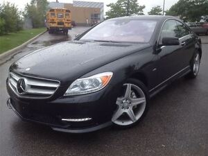 2011 Mercedes-Benz CL-Class CL550 | 4MATIC | AMG | SPORT | NIGHT
