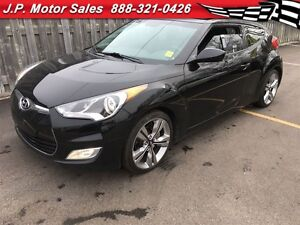 2012 Hyundai Veloster w/Tech, Automatic, Navigation, Leather, He