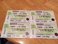 4x Creamfields 2017 2 Day Tickets 26th-27th Aug