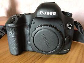 Canon EOS 5D Mark III + Canon EF 17-40mm f/4L USM Lens + Canon Speedlite 420EX II Flash